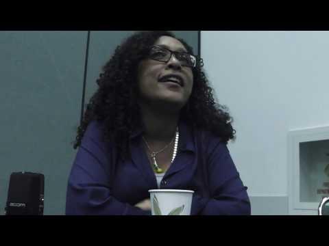 Wondercon 2017 - Midnight, Texas roundtable  Monica Owusu Breen