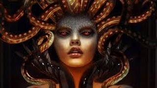 Video clip Phát hiện tượng nữ thần tóc rắn Medusa 2.000 năm tuổi