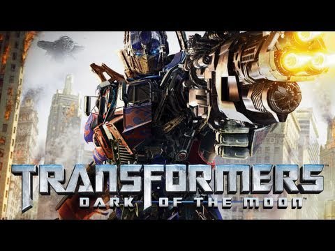Transformers 3: Dark of the Moon - GDC 2011: First Gameplay Reveal Trailer (2011) | HD