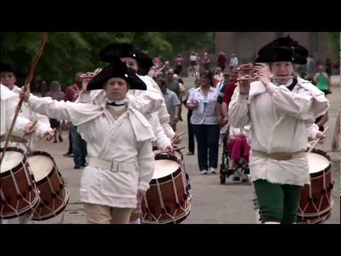 A Day at Colonial Williamsburg Video
