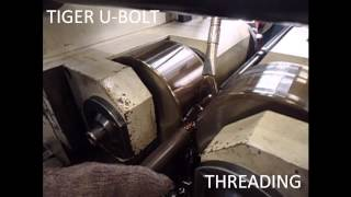 Tiger U-bolt Manufacturing Process