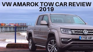 VW Amarok Tow car review 2019 [CC]