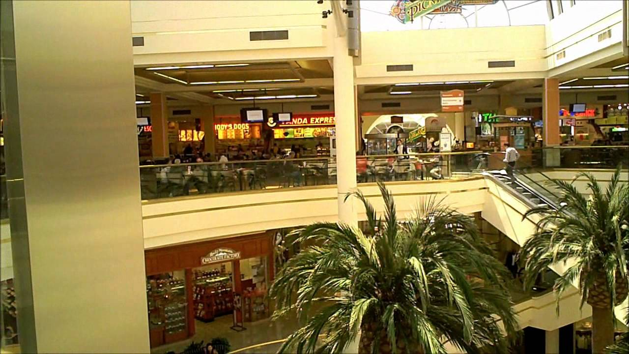 Tour Of South Bay Galleria In Redondo Beach Ca Youtube