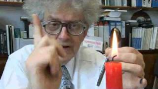 Candles at Halloween - Periodic Table of Videos