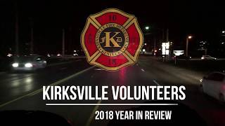 Kirksville Fire Department 2018