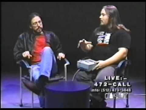 BILL HICKS - A &quot;MUST WATCH&quot; INTERVIEW (uploaded 2007 migrated from Google Video)