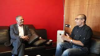 Sanjay Raval with Govindbhai Dholakia | Gujarati | SRK Exports
