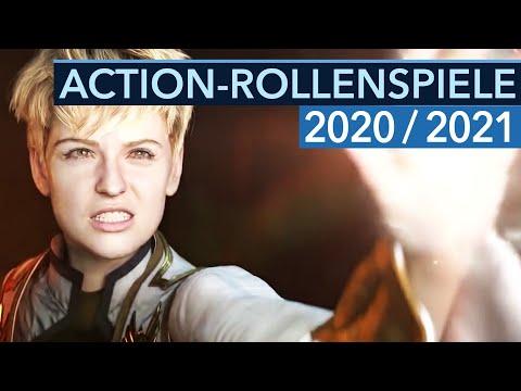 12 neue Action-Rollenspiele für 2020 und 2021