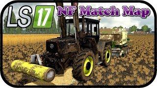 Download Lagu LS17 NF Match Map - Ernten, pressen, aufladen in einem #034 - Farming Simulator MPManager, Nordfries Gratis STAFABAND