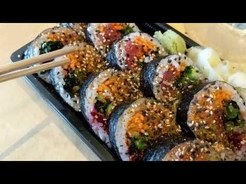 Sushi FUSIAN в глухомани штата Огайо США