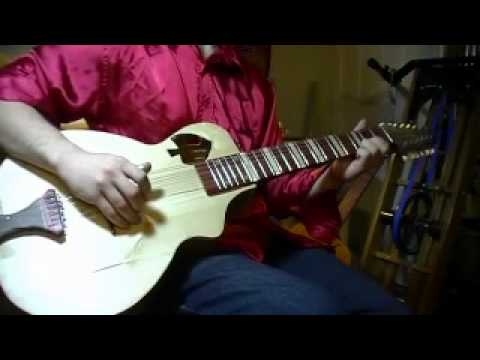 Lion (John Fahey) on hand-built 12 string