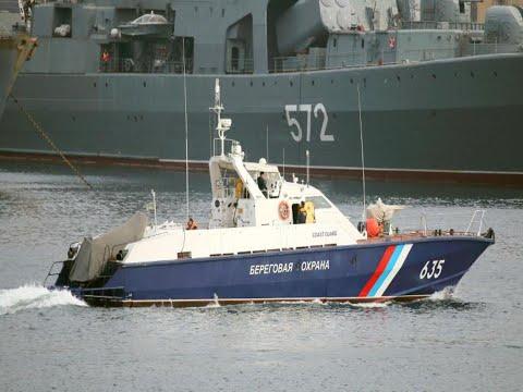 Украинское судно задержано в Черном море
