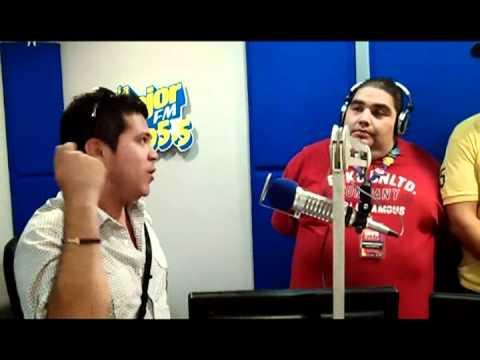 ENTREVISTA ARROLLADORA DE LA MEJOR FM 95.5