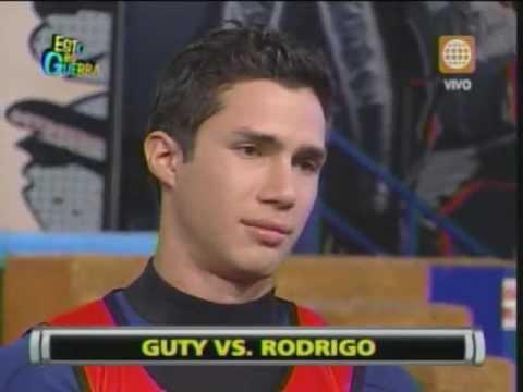 Esto es Guerra: Rodrigo Fernandini cara a cara con Guty Carrera - 12/07/2013