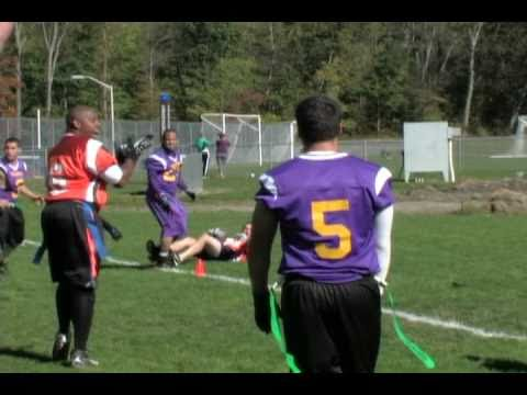 TYCOSPORTS Flag Football DVD Commercial 2010