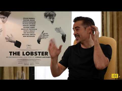 JOE meets Colin Farrell to talk The Lobster, Harry Potter and a sequel to In Bruges