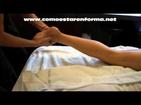 Masaje deportivo - Como estar en forma