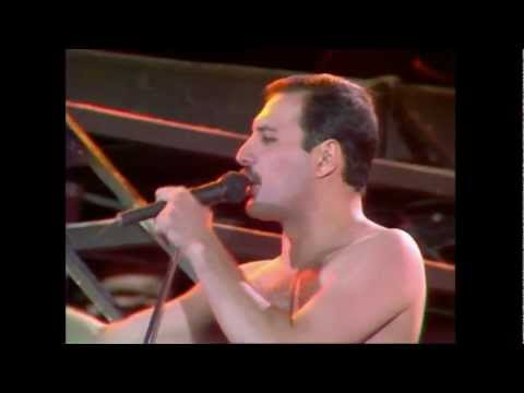 Queen - Friends Will Be Friends Live at Wembley 11.07.1986