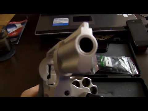 Zoraki R1 K10 rubber bullets revolver