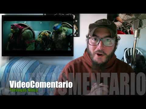 VideoComentario: Tortugas Ninja