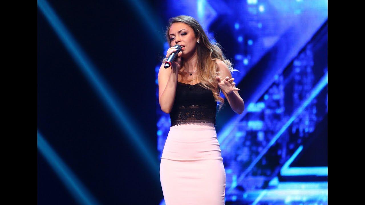 "Etta James - ""At Last"". Vezi interpretarea Danielei Stoica, la X Factor!"