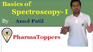 Basics of spectroscopy