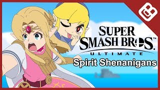 Super Smash Bros. Ultimate Animation - Spirit Shenanigans
