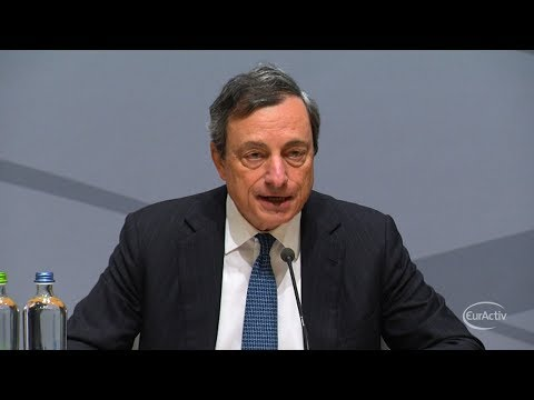 Draghi hints ECB may act in June, keeps interest rates unchanged