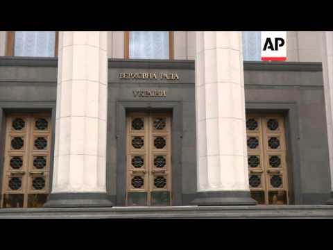 President Turchynov on Luhansk fighting, General prosecutor comments