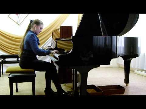 Турина Хоакин - Соната-фантазия для фортепиано