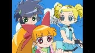 Video les super nana version manga épisode 1 en frençai