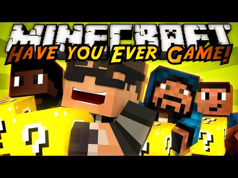 Minecraft Modded Mini-Game : HAVE YOU EVER LUCKY BLOCK 2?!