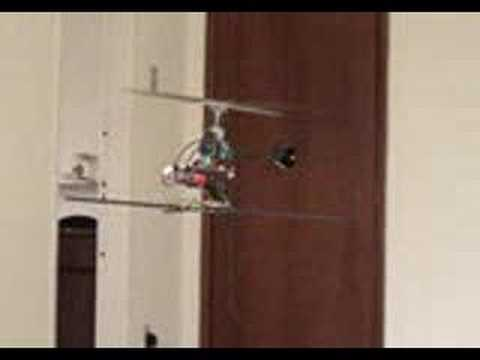 Helicóptero elétrico caseiro - hover