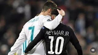 Neymar Vs Real Madrid 1080P HD • Champions league (14/02/2018)
