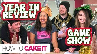 Year In Review Game Show 2018 | How To Cake It