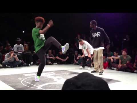 Juste Debout Germany 2013 Hip-Hop Final Majid & Ben Wichert