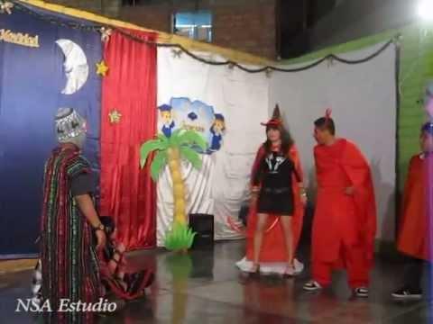 Obras de Teatro para Evangelizar - TEATRO COMEDIA PASTORELA DE NAVIDAD - NSA ESTUDIO