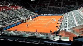 Mutua Madrid Open 9-05-17
