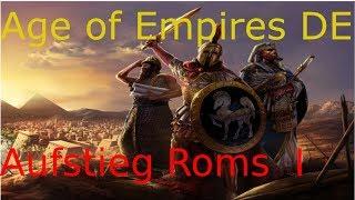 Age of Empires; Der Aufstieg Roms 1