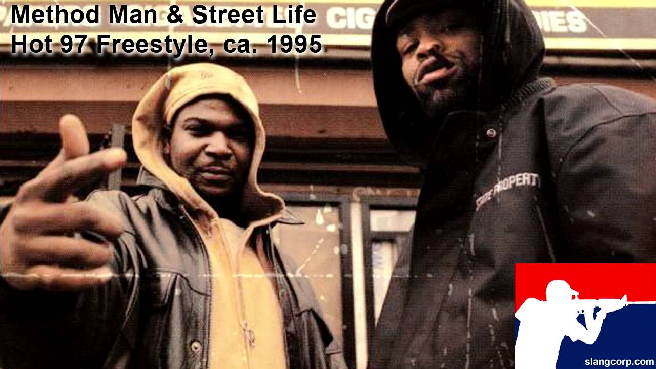 Method Man Freestyle Staten Island