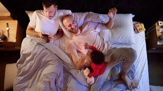 How New Fathers Sleep | How Couples Sleep | Cut