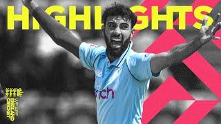 England v Pakistan - Highlights | Magic Mahmood Takes 4! | 1st Men's Royal London ODI 2021