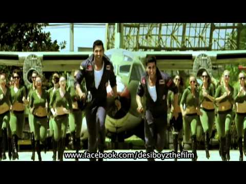 John Abraham Shows His Body - Desi Boyz