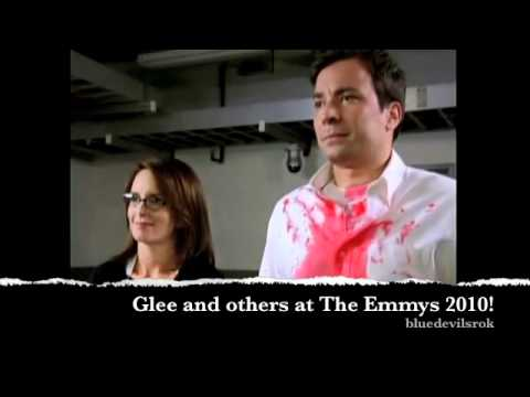 Opening Number of the 2010 Emmys! Featuring The Cast of Glee and other stars! Video