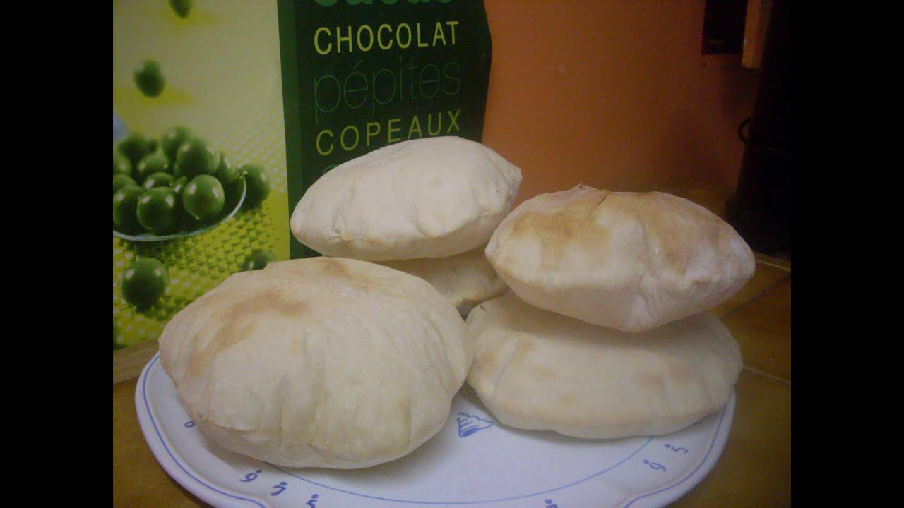 Comment faire des pains pita recette de pain libanaise for Cuisine libanaise
