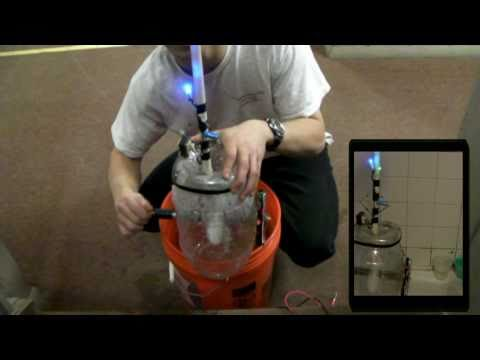 Homemade Hydroelectric Generator