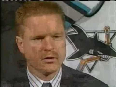 San Jose Sharks 1994 The Greatest Turnaround part 1 VHS....