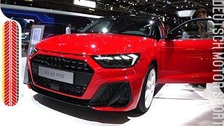 2019 Audi A1 30 TFSI - Full exterior and interior review - Paris Motor Show