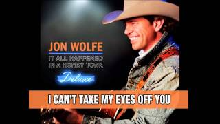 Download Lagu I Can't Take My Eyes Off You-Jon Wolfe Official Track with Lyrics Gratis STAFABAND