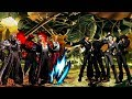 Kof Mugen Súper Rugal Team VS Kulou Team -